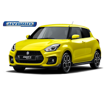Suzuki_swift sport_Hybrid